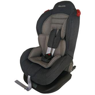 Автокрісло Welldon Smart Sport Isofix (графітовий/сірий) BS02N-TT95-001