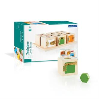 Игра Guidecraft Manipulatives Что в коробке (G5058)