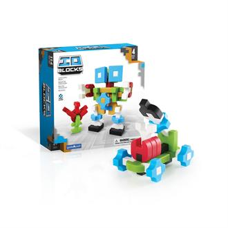 Конструктор Guidecraft IO Blocks, 114 деталей (G9601)